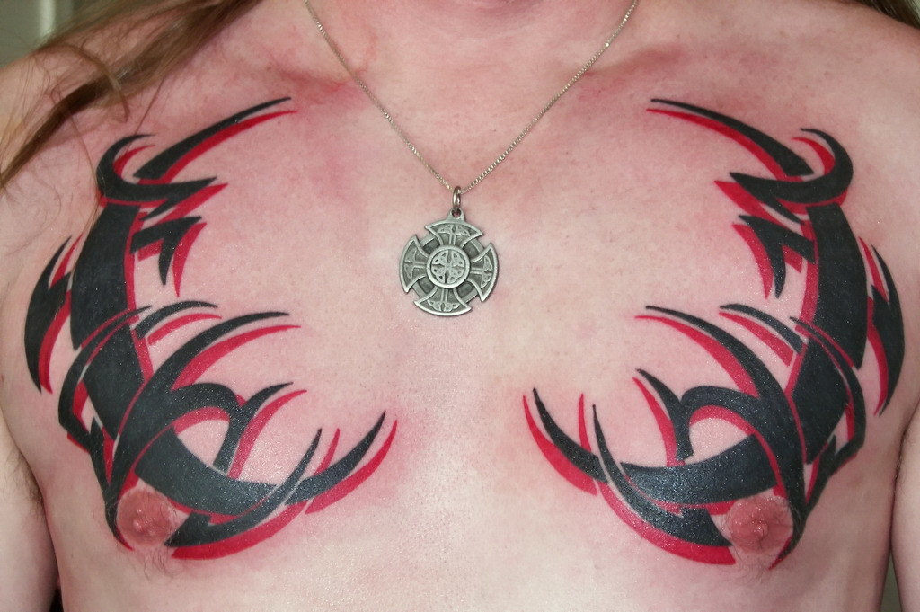 Women Tribal Tattoos Designs Spider Man Chest Tattoo Tattoo Designs Chest